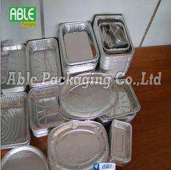 Aluminum Container from INTEGRAL GENERAL TRADING