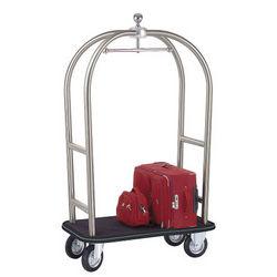 Luggage Cart S/Steel from KOLVIN HOTEL EQUIPMENT & SUPPLY TRADING LLC