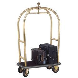Luggage Cart Brass from KOLVIN HOTEL EQUIPMENT & SUPPLY TRADING LLC