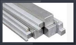 Round Corner Square Bars from TI STEEL PRIVATE LTD.