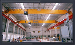 Eot Cranes from TI STEEL PRIVATE LTD.