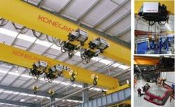 Konecranes in Oman from KONECRANES MIDDLE EAST FZE