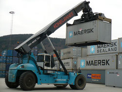 REACH STACKERS  from KONECRANES MIDDLE EAST FZE