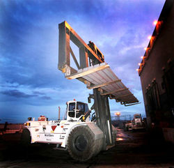 FORKLIFT SUPPLIERS from KONECRANES MIDDLE EAST FZE