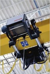 Wire Rope Hoists from KONECRANES MIDDLE EAST FZE
