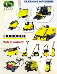 Cleaning Machines UAE from GULF CENTER FOR CLEANING EQUIPMENTS