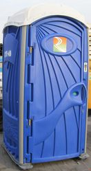 portable toilet for hire