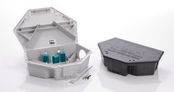 RODENT BAIT STATION from BENCHMARK PEST CONTROL & CLEANING SERVICES &TRADING LLC