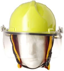 BULLARD FIRE HELMET  from GULF SAFETY EQUIPS TRADING LLC
