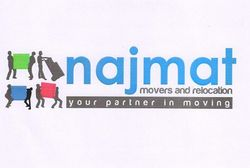 Local and International relocation services from NAJMAT MOVERS AND RELOCATIONS
