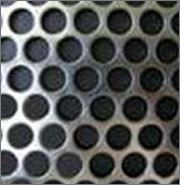 Carbon Steel Perforated Sheet from ARIHANT STEEL CENTRE