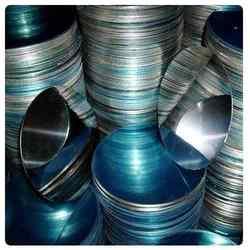 Stainless Steel Circles from PIYUSH STEEL  PVT. LTD.