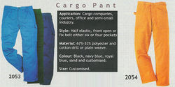 Cargo Pants from INFINITY TRADING LLC..