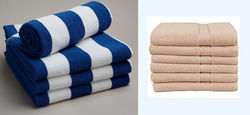 Towel from INFINITY TRADING LLC..