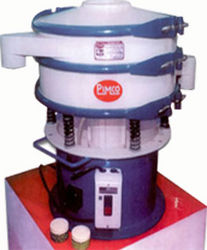 Circular Vibratory Screen from PIONEER MANUFACTURING CORPORATION