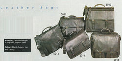 Leather Bags from INFINITY TRADING LLC..