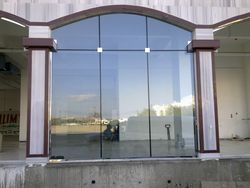 Glass facade & Door from ALLIED TRADING & SERVICES LLC