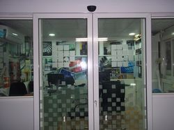 Automatic Doors from COLOURS ALUMINIUM & GLASS LLC