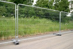 HERAS FENCE Weld Wire Mesh FENCING Anti Climb Fenc ...