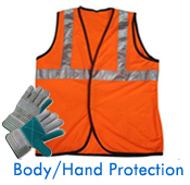 Body & Hand Protection from INFINITY TRADING LLC..