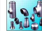 Stainless Steel & MS Pipe Fittings from KONARK METAL INDUSTRIES