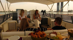 PARTY SUPPLIES -Yacht charter from EMIRATES YACHTCHARTER
