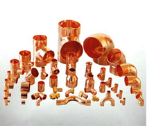 Non Ferrous Metal Forged Fitting from JANNOCK STEELS
