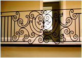 Balcony works from BASHAIR A