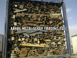 METAL SCRAP,HMS,HMS-1,HMS 1&2,ROLLING SCRAP from SPECTRUM STAR GENERAL TRADING L.L.C