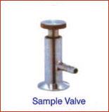 Sample Valve from MALINATH STEEL CORPORTION