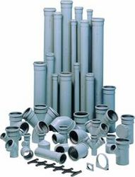 upvc pipes and fittings from ESSA ABDULLAH JUMA  TRADNG L.L.C