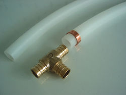 PEX FITTINGS AND PIPES from ESSA ABDULLAH JUMA  TRADNG L.L.C