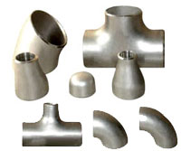 Stainless Steel Buttweld Fittings from NESTLE STEEL INDIA