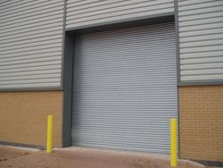 ROLLER SHUTTER DOOR  SUPPLIERS IN UAE from DESERT ROOFING & FLOORING CO L L C (DOORS DIVISION)