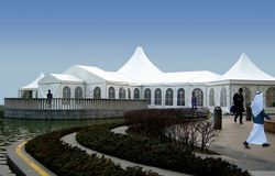 Tent and Tarpaulins Suppliers from BAIT AL NOKHADA TENTS & FABRIC SHADE LLC