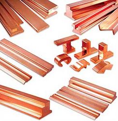 Copper Profiles from JANS OVERSEAS