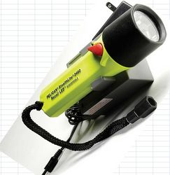 PELICAN LED RECHARGABLE TORCH 2460