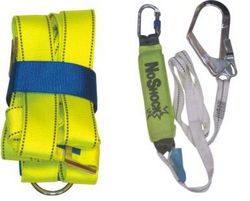 SAFETY HARNESS WITH SHOCK ABSORBER OLYMPIA BRAND  from SAFELAND TRADING L.L.C