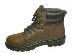 SAFETY SHOES VAULTEX BROWN