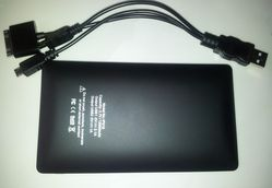 Battery Pack, Portable Mobile Battery pack from SIS TECH GENERAL TRADING LLC