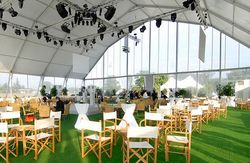 Wedding OR Function Hall from AL RAWAYS TENTS & CAR PARKING SUNSHADES
