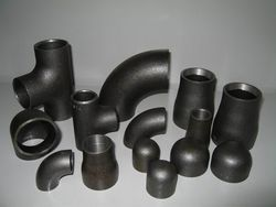 Carbon & Alloy Steel Pipe Fittings from RANDHIR METAL SYNDICATE