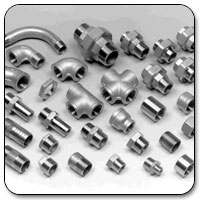 Nickel & Copper Alloy  FORGED FITTINGS from UDAY STEEL & ENGG. CO.