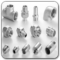 Stainless & Duplex Steel FORGED FITTINGS  from NAVSAGAR STEEL & ALLOYS