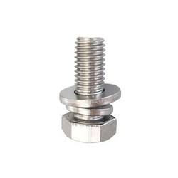 Duplex Steel Fasteners from KOBS INDIA