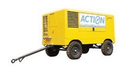Air Compressors from ACTION INTERNATIONAL SERVICES