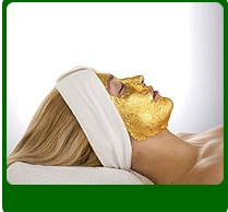 24 Karats Gold Mask from COSMEDICAL SOLUTIONS - L L C