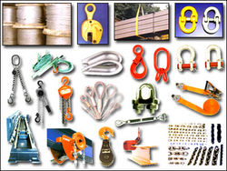 LIFTING EQUIPMENT from EXCEL TRADING COMPANY - L L C