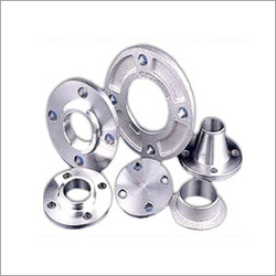 Alloy Flanges from JAYVEER STEEL