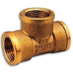 Brass Pipe Fittings from JAYVEER STEEL